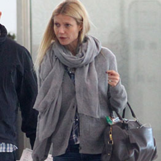 Gwyneth Paltrow Is the Master of Airport-Chic Style — See Why Here!