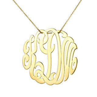 Jewelry For Moms With Kids' Initials and Names
