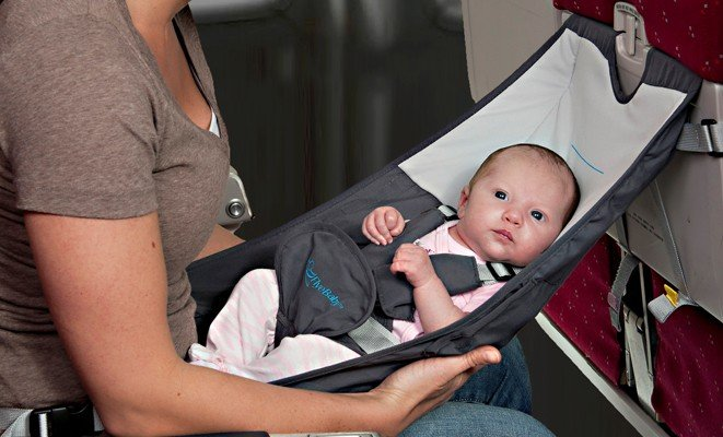 FlyeBaby Air Travel Hammock