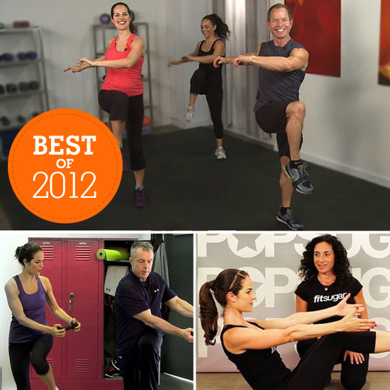 The Best Ab Workouts of 2012 (or Maybe Ever!)