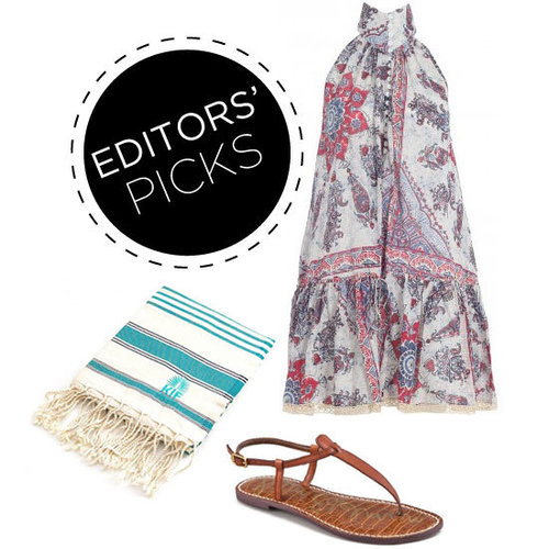 See (& shop!) the Sugar Editors' Holiday Suitcase Essentials
