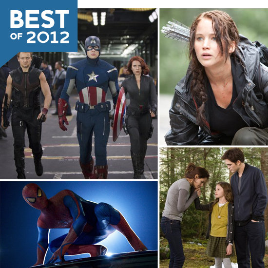 At the Box Office: The Biggest Blockbusters of 2012