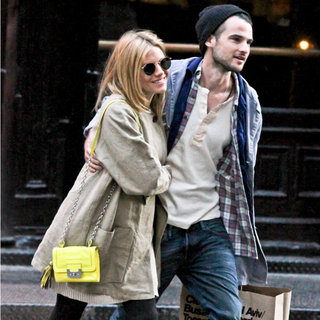 Sienna Miller and Tom Sturridge Couple Pictures