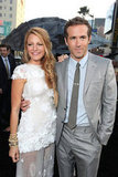 Favorite Newlyweds: Blake Lively and Ryan Reynolds