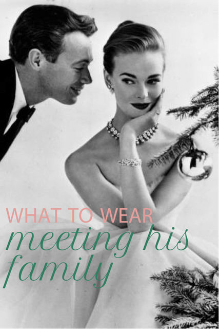 Lauren Conrad Style Advice For Meeting the Parents