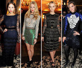 Fashion's finest were out to celebrate A Small World. Have you voted on your favorite look?