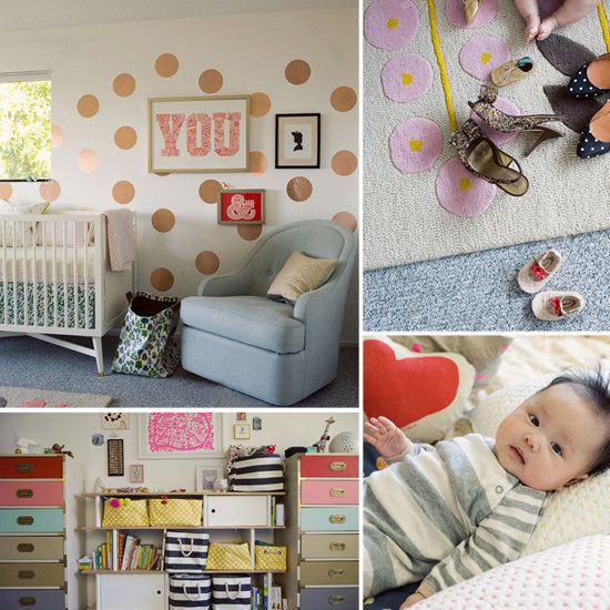 A Fanciful, Fun Nursery For a California Girl