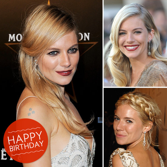 Happy Birthday, Sienna Miller! See Her Most Memorable Beauty Moments