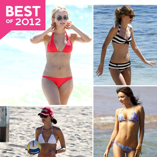 The Best Bikini Pictures of 2012!