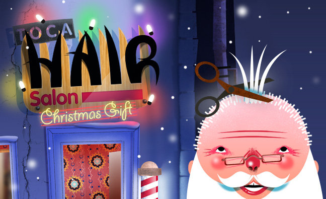 Toca Hair Salon — Christmas Gift