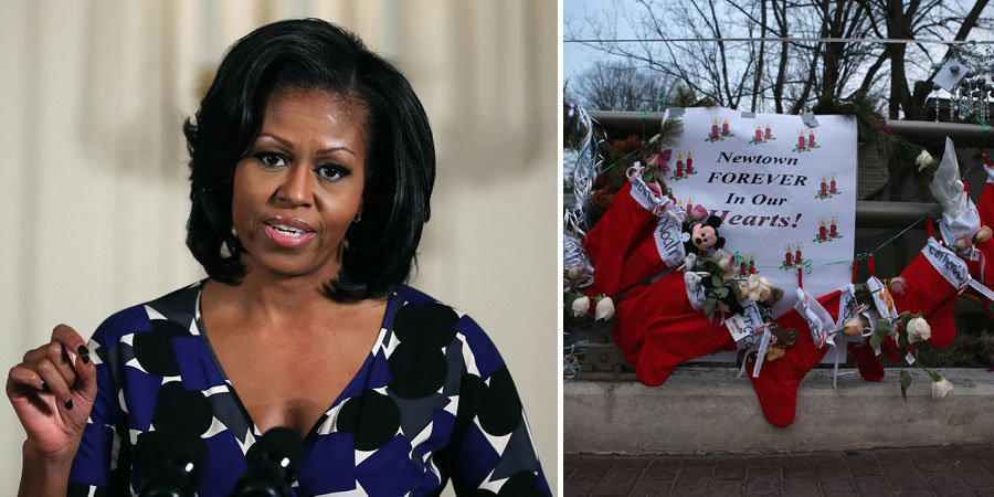 The First Lady on Talking to Our Kids About Newtown