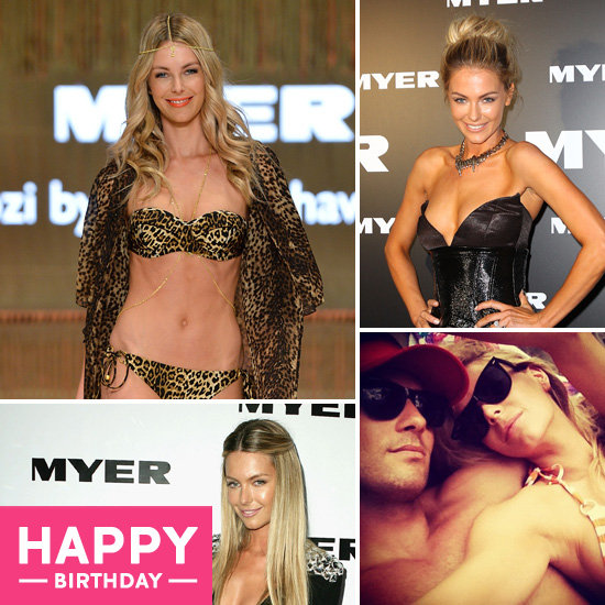Jennifer Hawkins' Sexiest Pictures to Celebrate Her Birthday