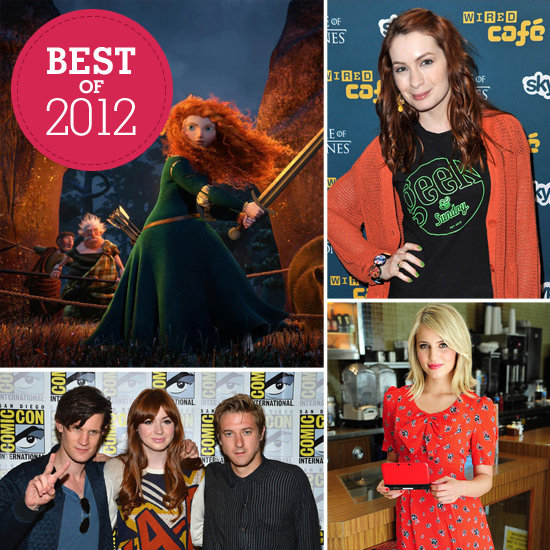12 Geeks We Really, Really Loved in 2012
