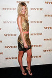 August 2012: MYER Spring/Summer 2013 Collection launch