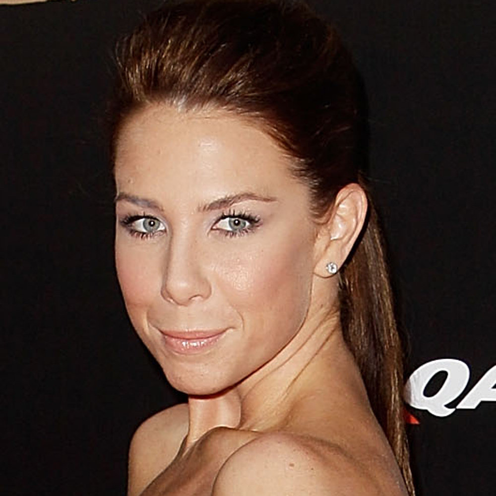Kate Ritchie's even skin tone