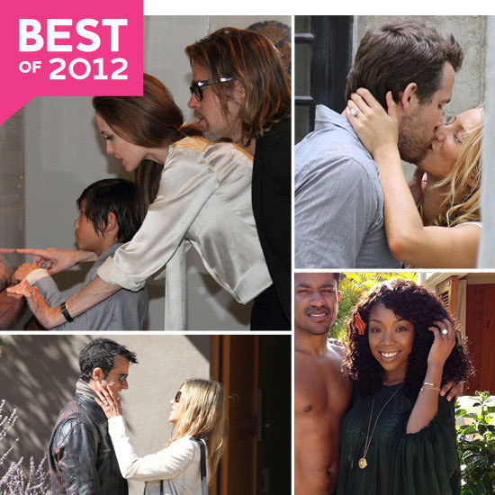The Most Beautiful Celebrity Engagement Rings of 2012