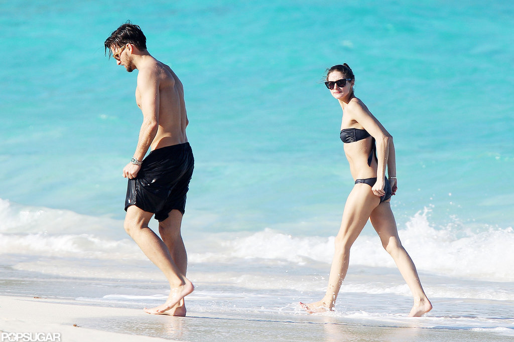 Olivia Palermo Shows PDA in a Bikini With Johannes Huebl