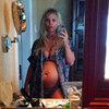 Jessica Simpson Pregnant Bikini Pictures
