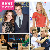 Best of 2012 Winners — See Which Stars Scored Your Votes!
