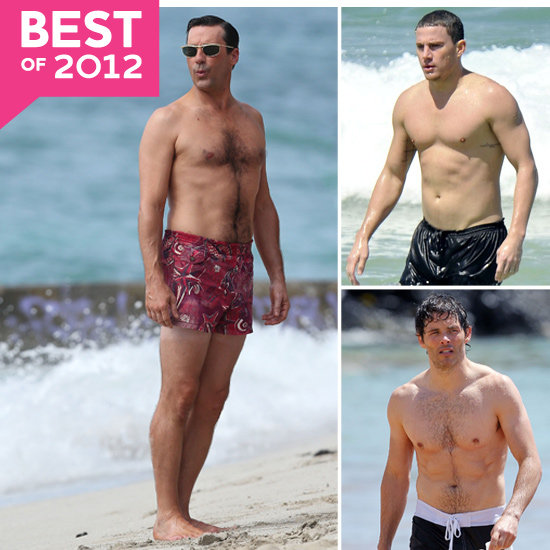 See the Sexiest Shirtless Moments of 2012!