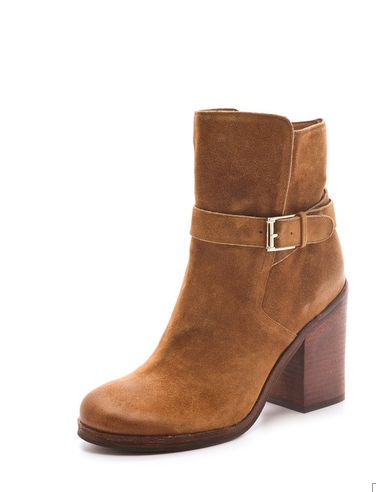 These Sam Edelman Perry Wrap Strap Booties ($123, originally $175) are the footwear equivalent of a great Winter coat — you'll wear them everywhere.