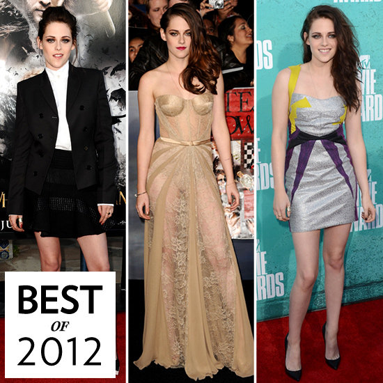 Kristen Stewart Is Your Red-Carpet Queen of 2012!