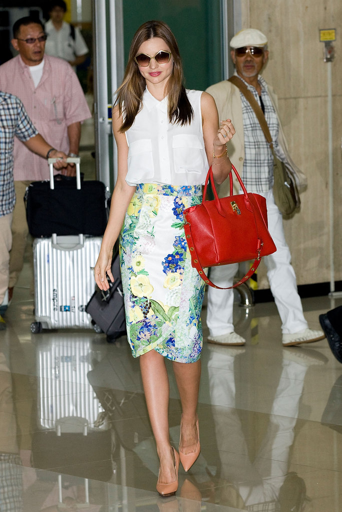 September 2012: At The Airport in South Korea