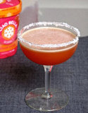 Blood Orange Sorbet Margarita