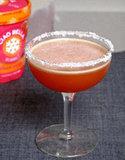 Blood Orange Sorbet Margarita