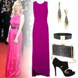 Kirsten Dunst's Pink Dress Style