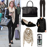 Shop Milly Mackintosh's Street Style