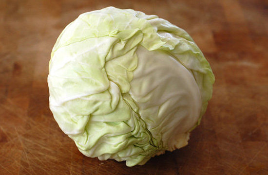 Eastern Europe: Cabbage