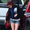 Kristen Stewart Carries a Slingshot | Pictures