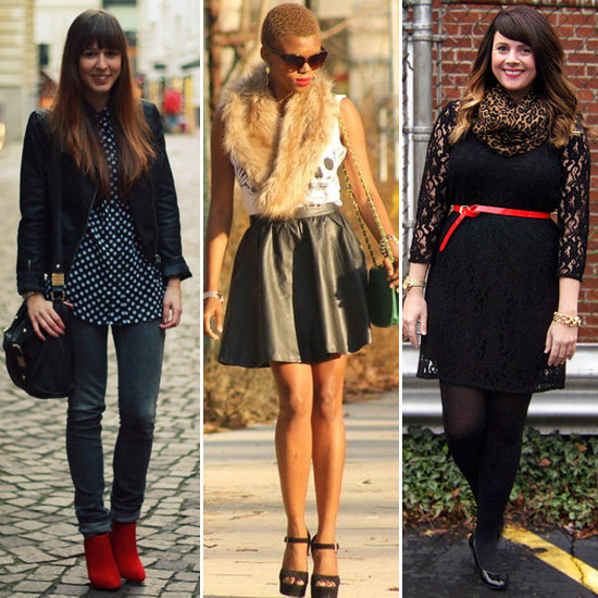 Best Street Style Week of Dec. 30, 2012