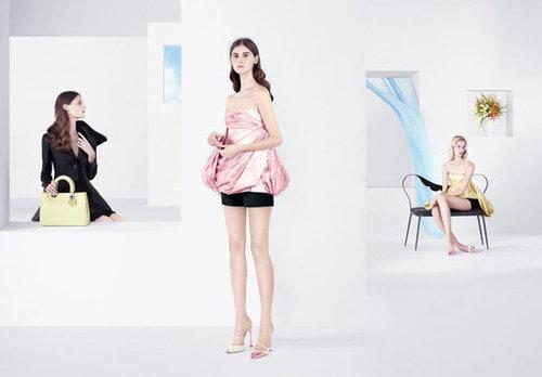 Christian Dior Spring 2013