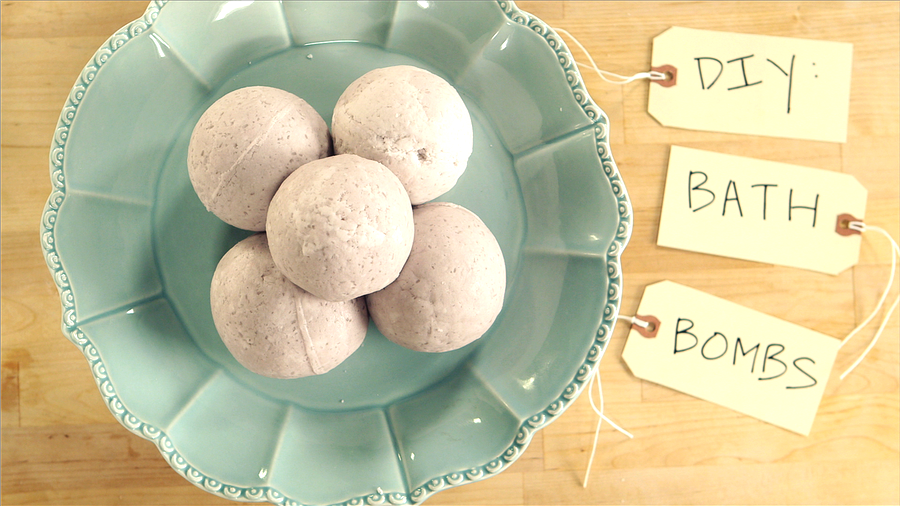Blast Away Stress With the Ultimate Bath Bomb Recipe