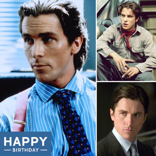 Happy Birthday, Christian Bale! See Him Go From Boy to Batman