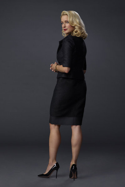 Katherine LaNasa in Deception.