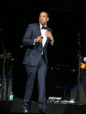 Jay-Z performed on NYE.