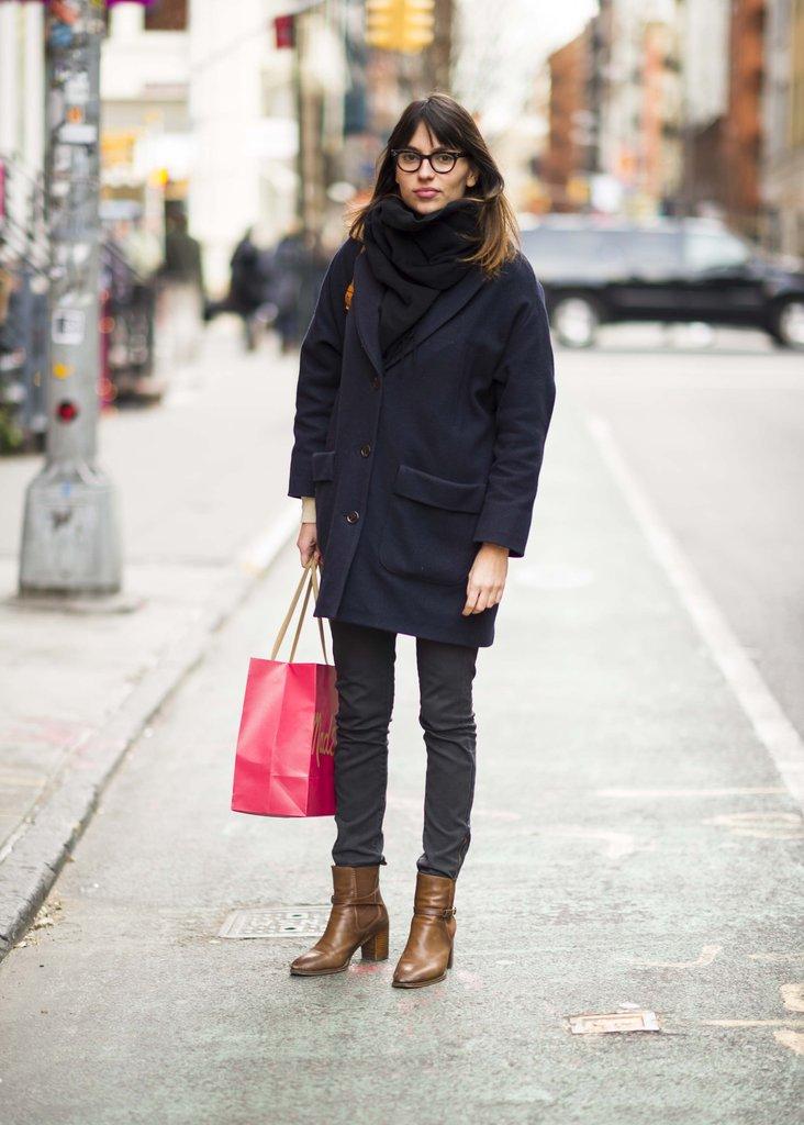 A smart coat and smart specs transform the basics. Source: Adam Katz Sinding