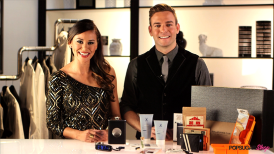 Video: POPSUGAR Must Have Luxury Box For Men — Revealed!