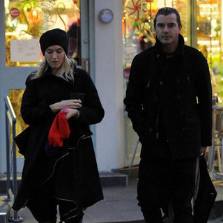 Gwen Stefani and Gavin Rossdale Family Shopping | Pictures