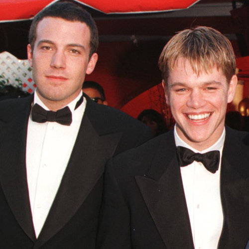 Ben Affleck and Matt Damon Talk Good Will Hunting (Video)