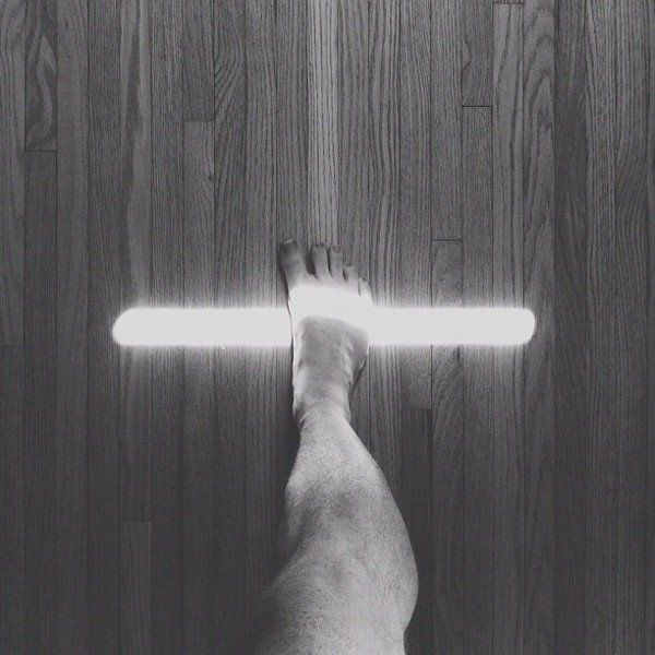 """Sunlight on the Floor,"" 2012 Source: Instagram user brockdavis"