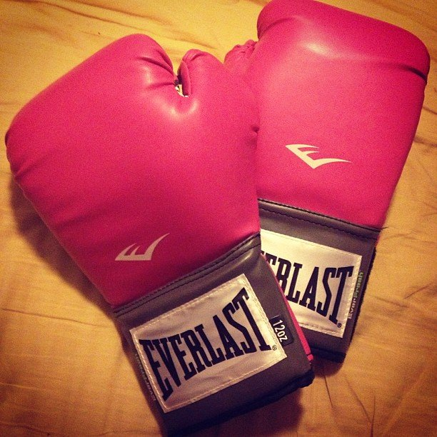 Just because they're pink doesn't mean they don't pack a punch! Source: Instagram user sillysweetandsour