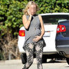 Can You Guess The Stylish New Mum By Her Printed Jeans?
