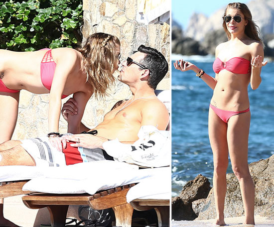 LeAnn Rimes Shows Her Bikini Body and Sexy PDA in Mexico