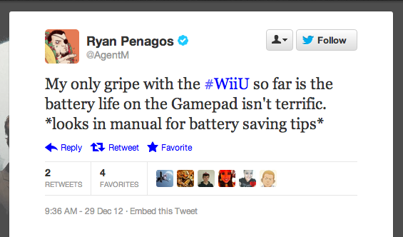 We've got a geek tip for Ryan Penagos, the executive editorial director of Marvel's digital media group: turn off vibrate!