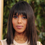 Kerry Washington | Golden Globes Makeup 2013
