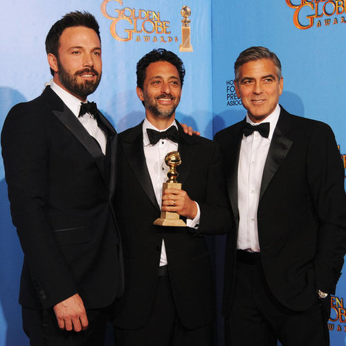 George Clooney and Ben Affleck Golden Globe Awards Quotes